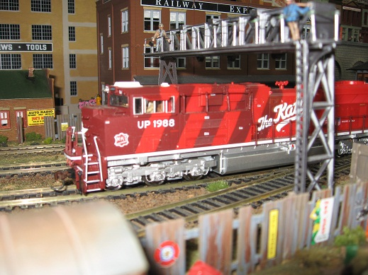 model trains locomotives and engines