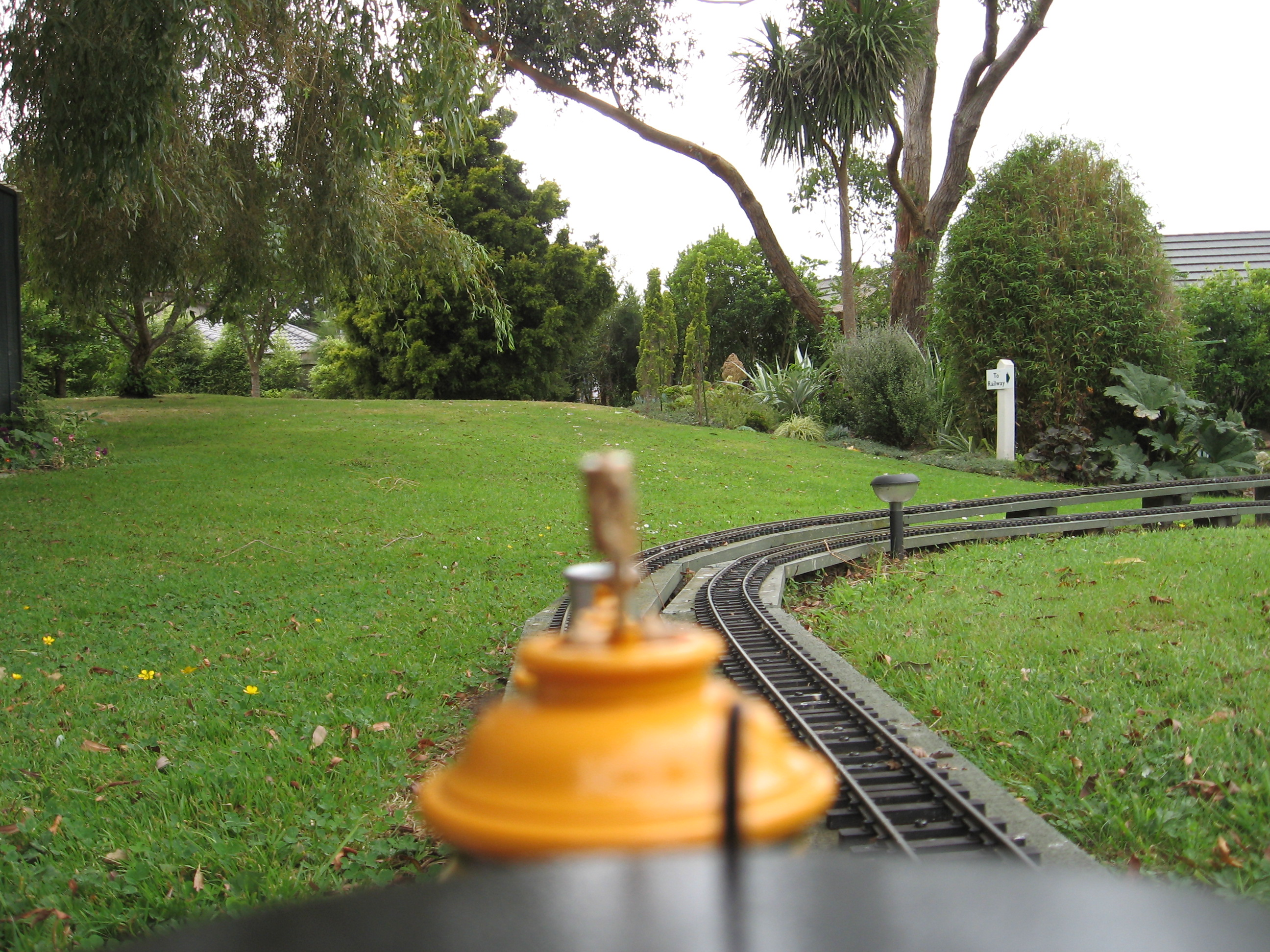 garden railroad