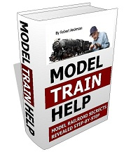 model train help book download