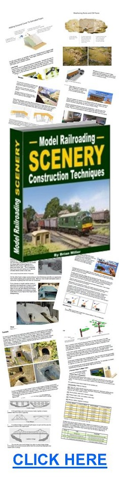 model railrway scenery book to download