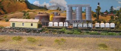 model railroads layouts scenery